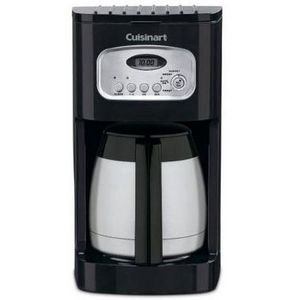 Cuisinart 10-Cup Thermal Programmable Coffee Maker