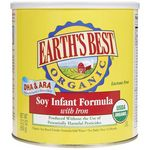 Earth's Best Organic Soy Baby Formula