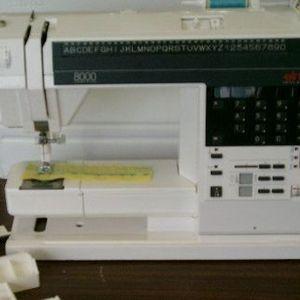 Elna Computer Sewing Machine