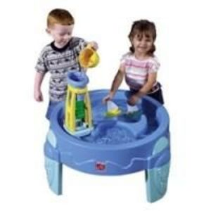 Step 2 Water Wheel Water Table