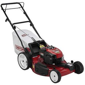 Craftsman 675 Series 22 Self Propelled Lawn Mower