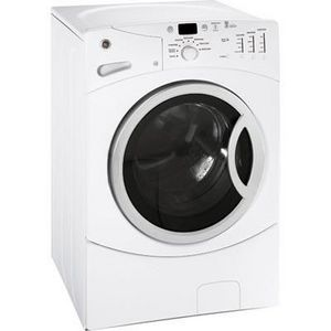 GE Front Load Washer WBVH5200JWW