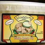 Maggie's White Queso Dip