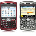 Blackberry - Curve 8310 Smartphone Cell Phone