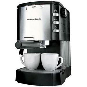 Hamilton Beach Espresso and Cappuccino Machine