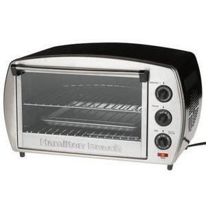 Hamilton Beach 6 Slice Convection Toaster Oven Reviews
