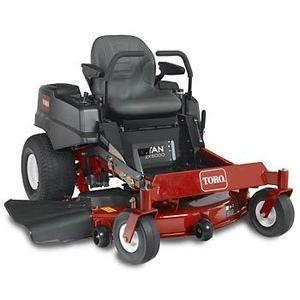 Toro 50'' Titan Zero Turn Lawn Mower 22hp Briggs