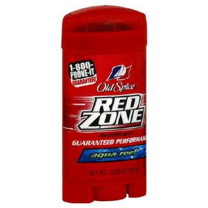 Old Spice Red Zone Deodorant - Aqua Reef
