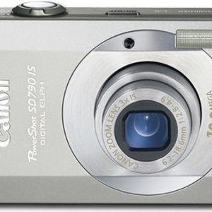 Canon - PowerShot SD 790 IS Digital Camera