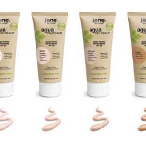 Jane. Be Pure AguaCeuticals Tinted Moisturizer - All Shades