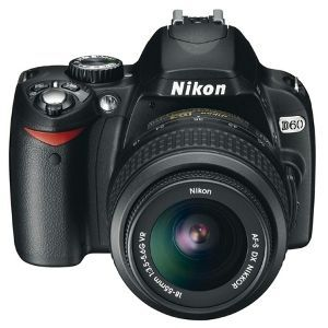 Nikon - D60 Digital Camera