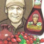 Newman's Own Lighten Up Cranberry Walnut Salad Dressing