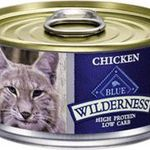 Blue Wilderness Chicken Canned Cat Food
