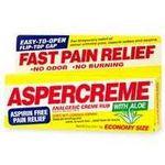 Aspercreme Pain Relieving Creme