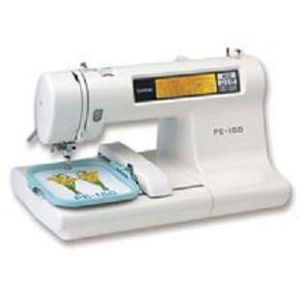Brother Computerized Embroidery Machine PE150