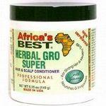 Africas Best Herbal Gro Super Jar 5.25 oz