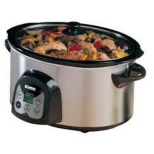 Kenmore Electronic Slow Cooker