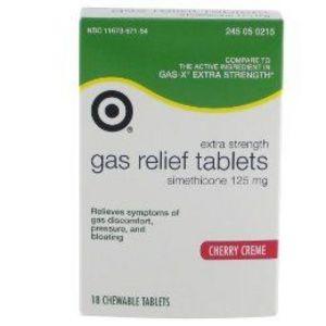 Target Gas Relief Simethicone Extra Strength
