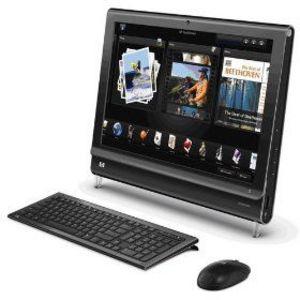 HP TouchSmart IQ500 series desktop computer