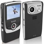 Kodak - Zi6 Flash Media Camcorder
