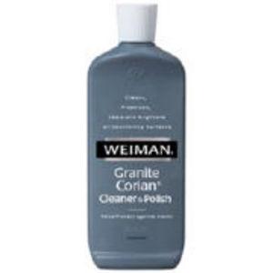 Weiman Granite Corian Cleaner & Polish