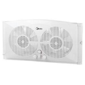 Pelonis 9-Inch Dual Window Fan