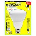 GE Soft White Compact Fluorescent Floodlight R30