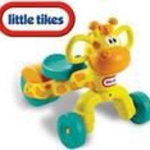 Little Tikes Go & Grow Lil` Rollin` Giraffe