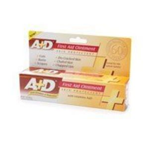 A + D First Aid Ointment Skin Protectant