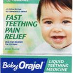 Baby Orajel Liquid Teething Medicine