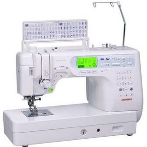Janome Memory Craft Professional Computerized Sewing Machine