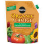Miracle-Gro Organic Choice Plant Food, 6 pounds