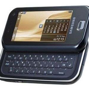 LG - Glide Cell Phone