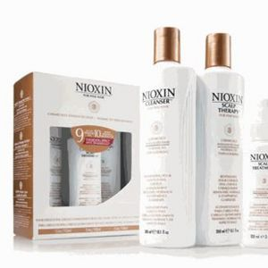 Nioxin Cleanser System 3 For Chemically Enhanced Hair