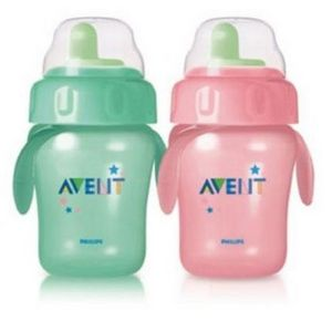 Avent Magic Cups With Handles Baby Bottle