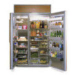 Northland 363D-SS Stainless Steel Side by Side Bottom Freezer French Door Refrigerator
