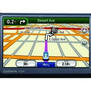Garmin nuvi 255 255W 255WT Portable GPS Navigator