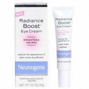 Neutrogena Radiance Boost Eye Cream