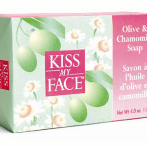 Kiss My Face Olive & Chamomile Soap