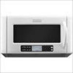 KitchenAid Architect Series II 2.0 Cu. Ft. Over-the-Range Microwave Oven in Stainless Steel
