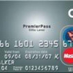 Citi - PremierPass Elite Level World MasterCard