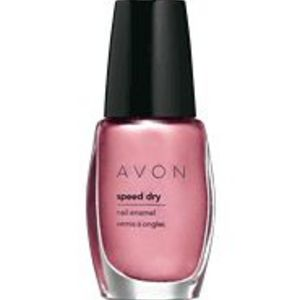 Avon Speed Dry Nail Enamel - All Shades