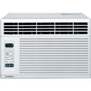 GoldStar Window Air Conditioner Unit with Remote