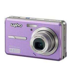 Sanyo - VPC-E1075 Digital Camera