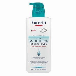 Eucerin Smoothing Repair Dry Skin Lotion