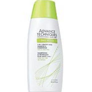 Avon Advance Techniques 2-in-1 Healthy Shine Shampoo & Conditioner