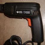Black & Decker Corded Drill