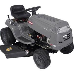 """Craftsman 17.5 HP 42"""" Lawn Tractor"""