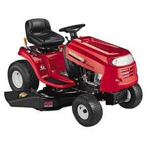 """Yard Machines Homeowner 46"""" 20hp Riding Lawn Tractor"""