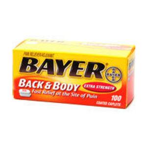 Bayer Back & Body
